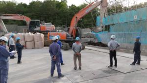 瀬戸工場 安全教育実施 第1回目