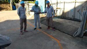 瀬戸工場 2021年8月 安全ミーティング